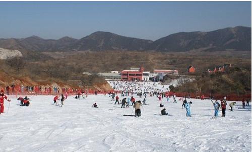 蓟州国际滑雪场直通车89元